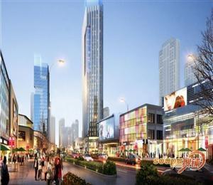 徐州万科淮海天地商业街区