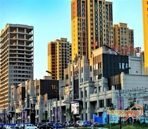 河北新发地商业街南北外街、金融街及世界特产小镇