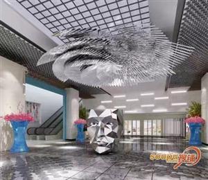 深圳华强北地下商业空间