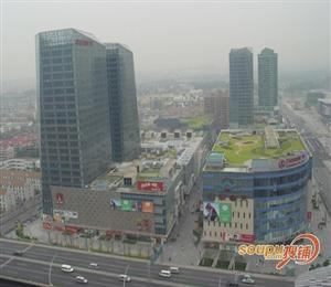 上海五角场万达广场