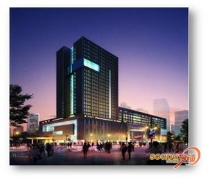 滨州铂悦城购物中心
