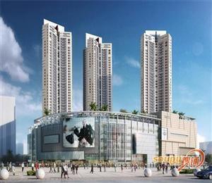 武汉和记黄埔M+购物中心