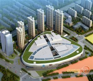 SM 扬州综合体